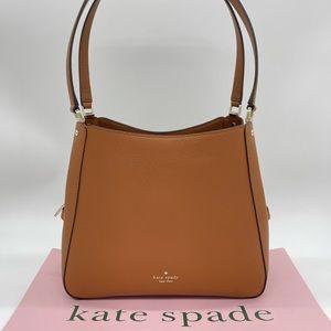 Kate Spade Leila Triple Compartment Shoulder Bag